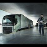 Volvo Trucks запускает навигационный сервис для срочных перевозок