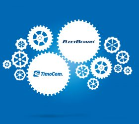 Сотрудничество TimoCom и Daimler FleetBoard