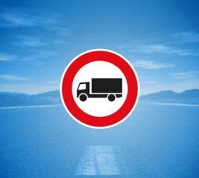 Бесплатный портал запретов движения для грузового транспорта