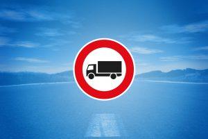 TimoCom TruckBan - запреты движения для грузового транспорта