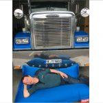 Германия запрет проведения регулярного еженедельного отдыха в кабине грузовика