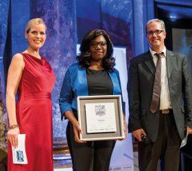Лучший бренд 2017 года: TimoCom выигрывает ETM-Award