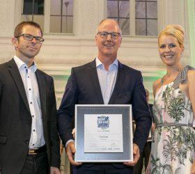 TimoCom получила награду «ETM Award» в десятый раз: Лучший бренд 2018 года