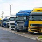 Проблема парковки грузовиков